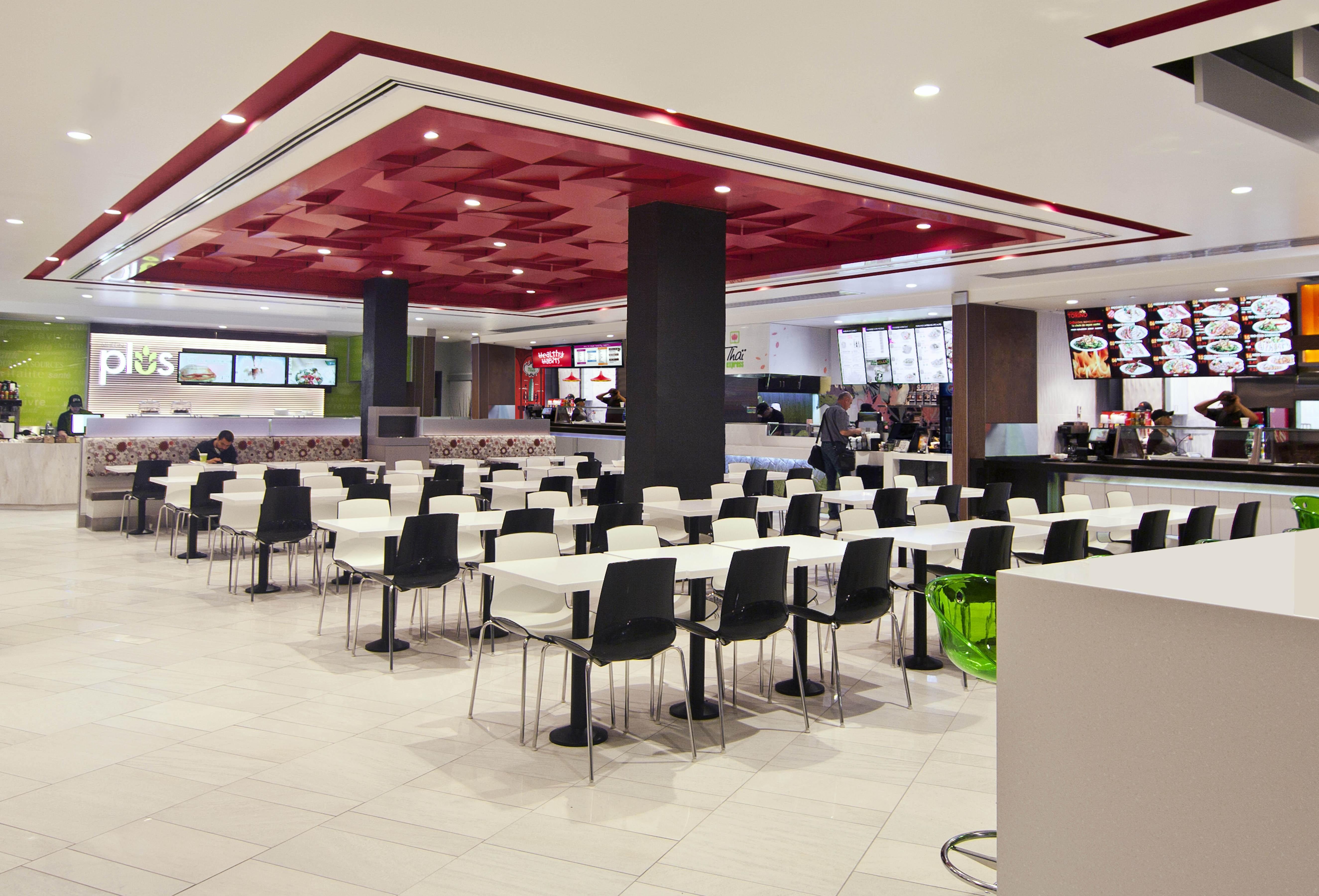 Food Court Place D Orleans